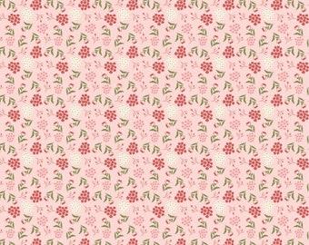 Poppie Cotton - Cherished Moments - Blooming Buds Pink - CM20207
