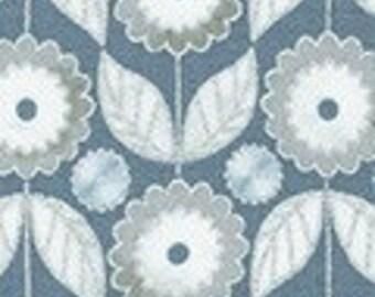 Robert Kaufman Fabrics - Silverstone by Wishwell - Steel- WELM-19502-185