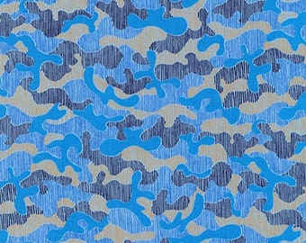 Robert Kaufman Fabrics - Gleaned by Carolyn Friedlander - Blueprint - Blenders