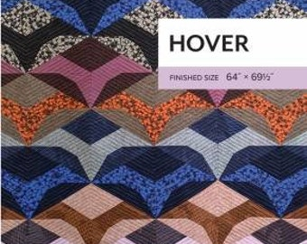 Hover Quilt Pattern by Sheila Christensen Quilts