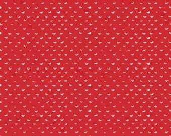 CLEARANCE - Dear Stella - Tomato - Intermix Hearts - Blenders