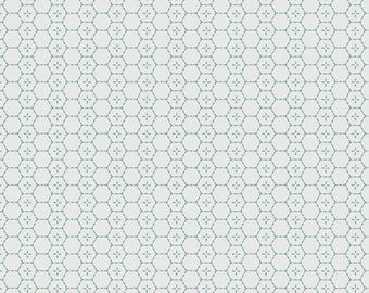 Art Gallery Fabrics - Picturesque by Katarina Roccella - Bound Treasures Sky - PIC-29456