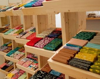 Mystery Bundles of Fabric - 10 Fat Quarters