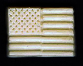 1:25 scale model resin US Flag plaque fire truck ambulance sign