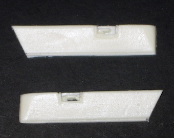 1:25 scale model resin Cadillac car interior door handle arm rests