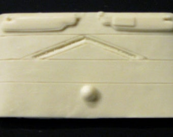 1:25 scale model 1959 Cadillac hearse headliner