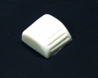 1:25 G scale model resin ambulance roof vent