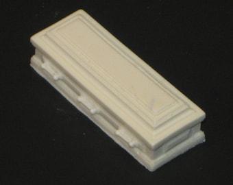 1:43 scale model funeral casket hearse
