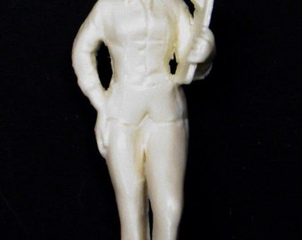 1:25 scale model resin Emergency! Squad 51 Nurse Dixie McCall RN figure