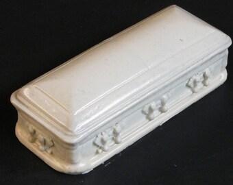 1:25 scale model resin casket hearse
