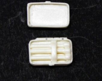 1:25 scale model resin miniature road flare kit