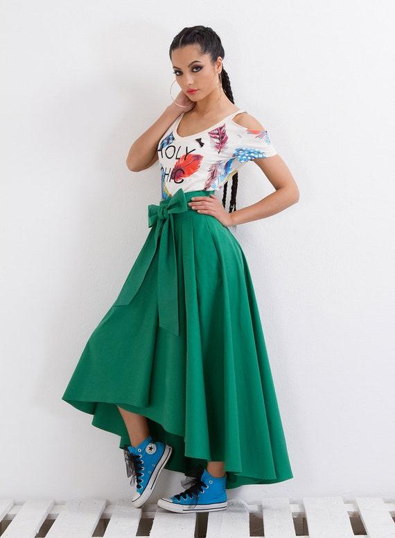 Buy Plus Size Maxi Skirts