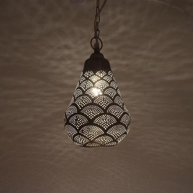 Surya Moroccan Lamp Mid-century Modern Moroccan Decor Moroccan Light