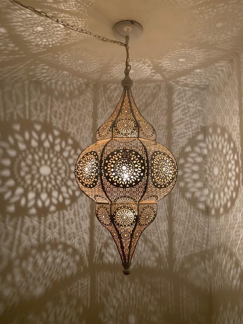 lampu khas maroko