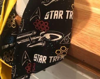 Star Trek Infinity Scarf // Star Trek // Infinity Scarf // Cotton //