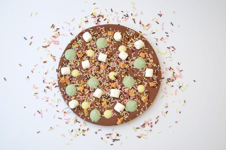 Chocolate Pizza image 0