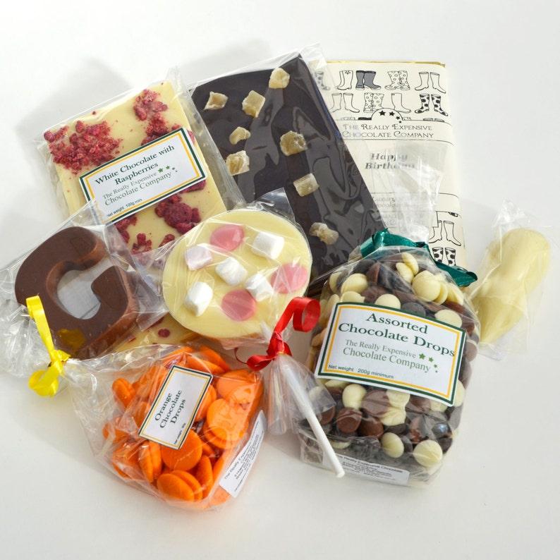 Box of Chocolate Subscription Box Chocolate selection image 0