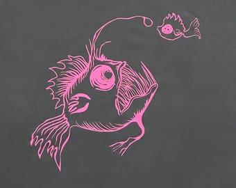 Anglerfish Tee