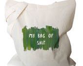 Market Bags - Funny Totes...