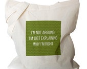tote bag canvas, shopping eco bag, printed totes