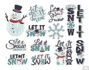 Snowman Clipart and More