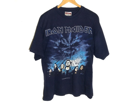 Official IRON MAIDEN T-shirt, Iron Maiden tee, Vin