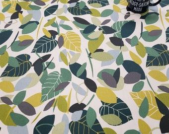 Pvc Tablecloth / Oilcloth-1602 BOTANISKA SPRUCE- Matt PVC Tablecloth - Wipeclean Tablecloth