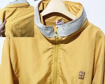 Vintage Nike Windbreaker Jacket Size M Free Shipping 90s Nike Jacket 90s  Color block jacket Nylon Jacket Sportwear Jacket bba754a51