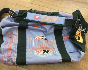 7ea6be3f70 Vintage Nike Duffel Bags Free Shipping Retro Nike Charles Barkley The  Phoenix Force Bag Pink Small Duffel Swoosh Just DO IT