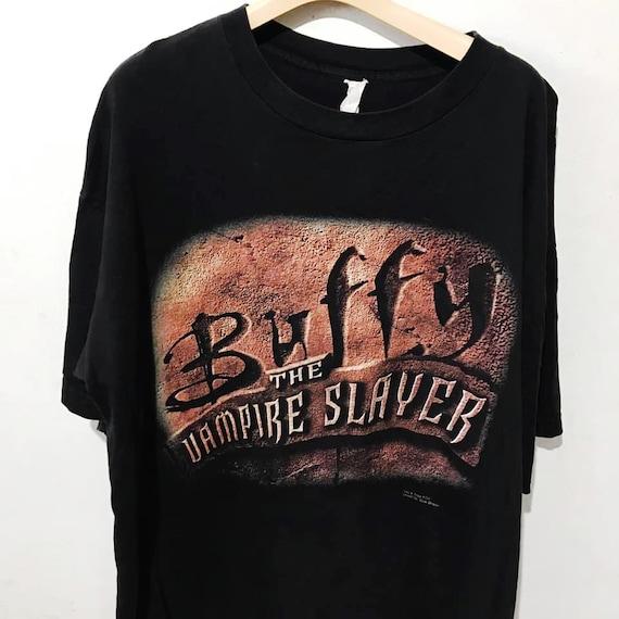 Vintage 1998 Buffy The Vampire Slayer Shirt Size X