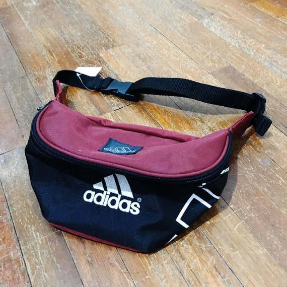 Vintage Adidas Fanny Pack Free Shipping