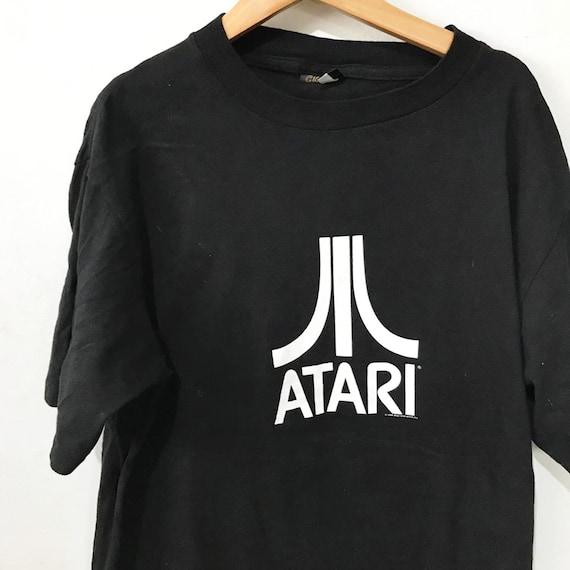 Vintage Atari Video Game Shirt Size L Free Shippin