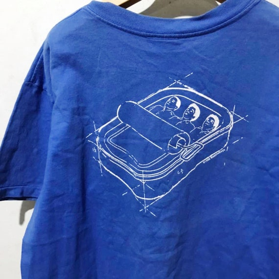 Vintage 1998 Beastie Boys Shirt Size L Free Shippi