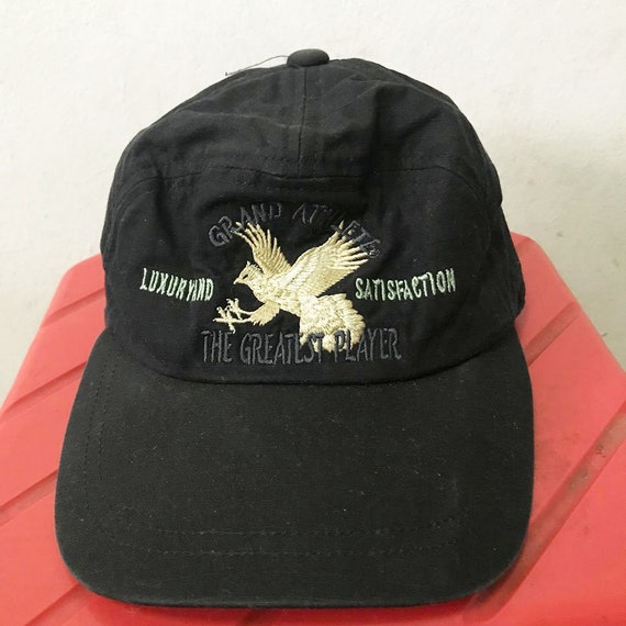 e0670cff5f74 Vintage Eagle Hat Free Shipping 90s Dad Hat Embroidery Hat
