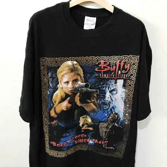 Vintage Buffy The Vampire Slayer Shirt Size XL Fre