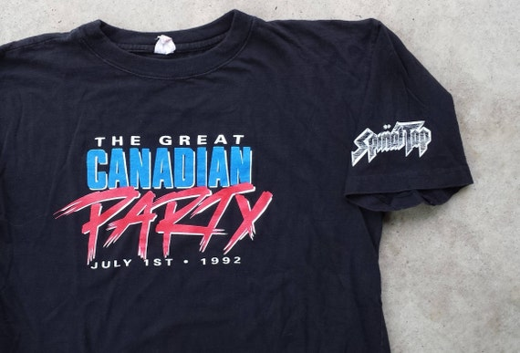 Vintage 1992 The Great Canadian Party Concert Shir