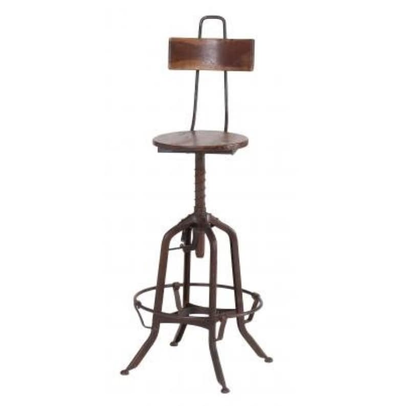 Recycled Bar Stool