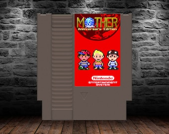 Mother 25th anniversary edition cartridge