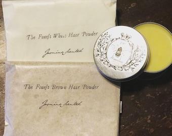 Scented Hair Powder