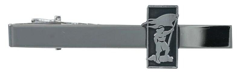 3b4177f4a5de Captain Moroni Silver tie bar | Etsy