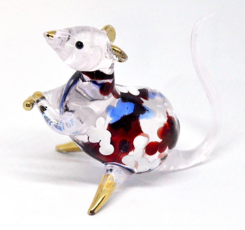 BEAUTIFUL KANGAROO ANIMAL MURANO GLASS BEAD FIT CHARM BRACELET perfect gift
