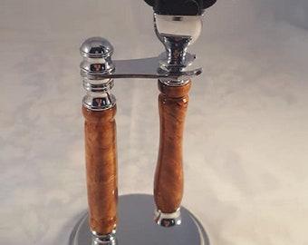 Handmade Shaving Set-Woodturning