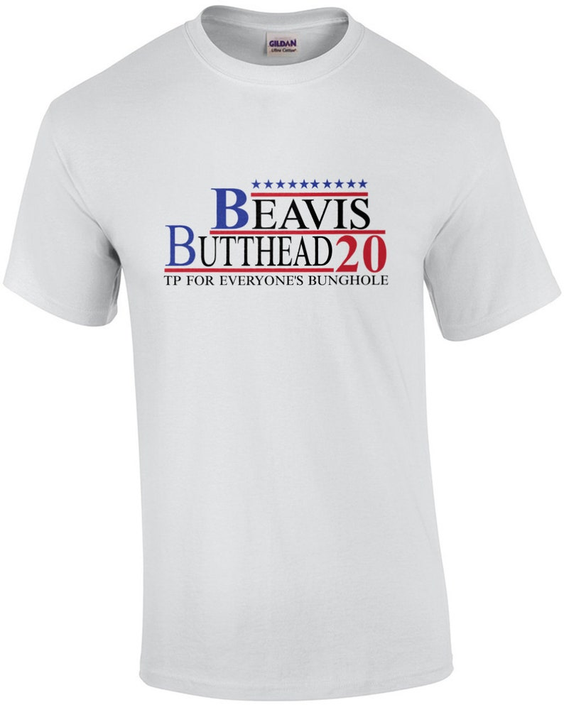 Beavis Butthead 2020 TP for everyone's bunghole  funny image 0