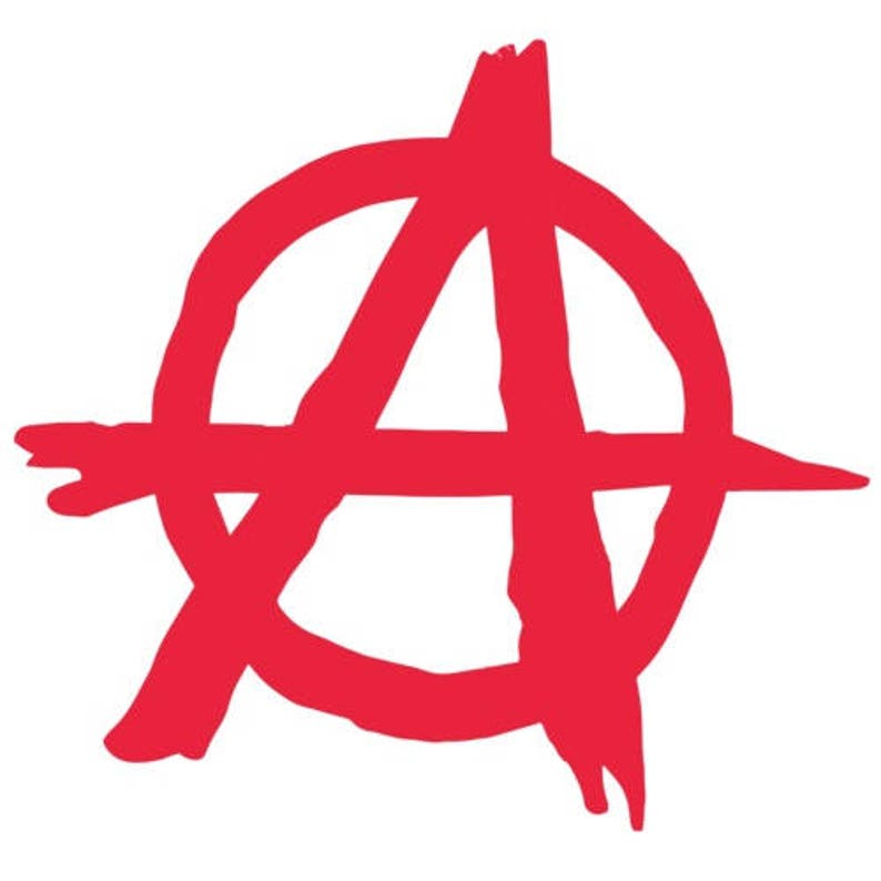 Anarchy Shirt image 0