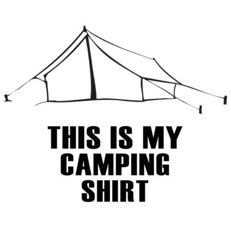 This Is My Camping Shirt  Camping Shirt image 0