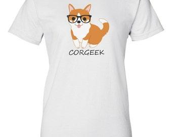 Corgeek - Corgi Shirt