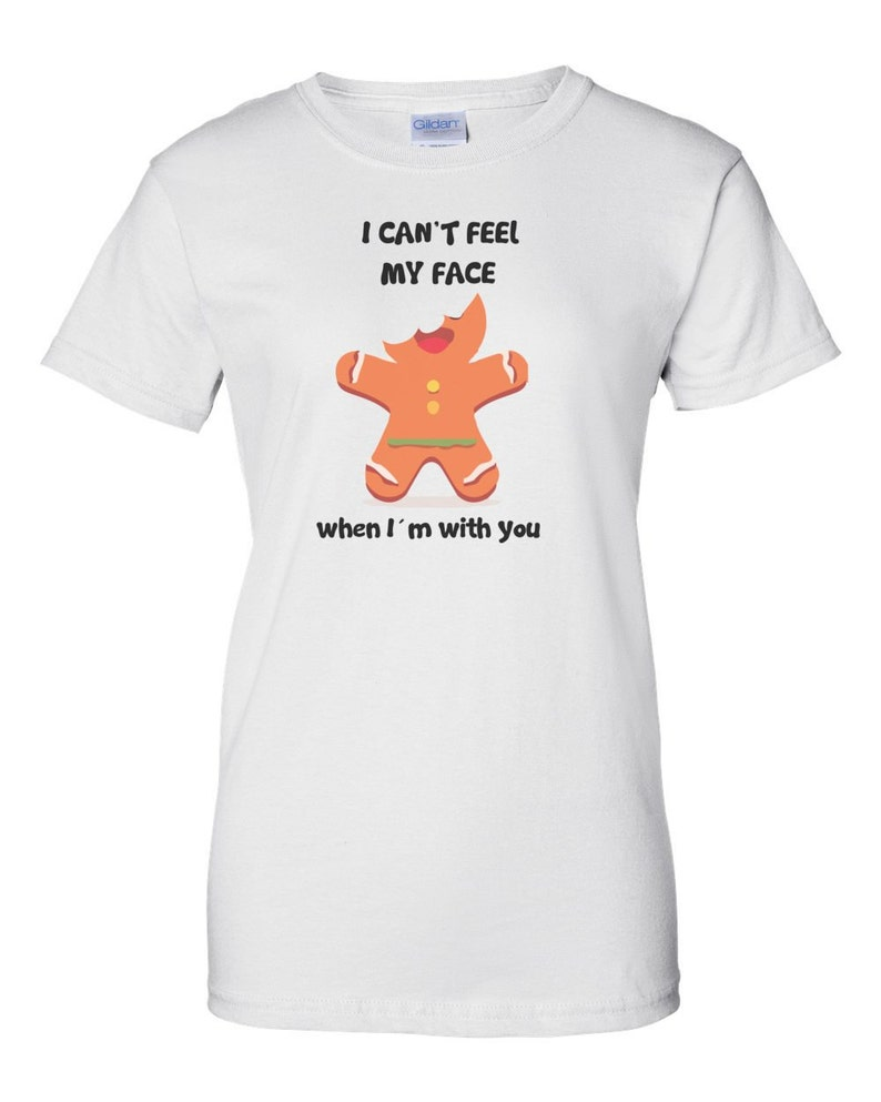I Can't Feel My Face When I'm With You. Gingerbread image 0
