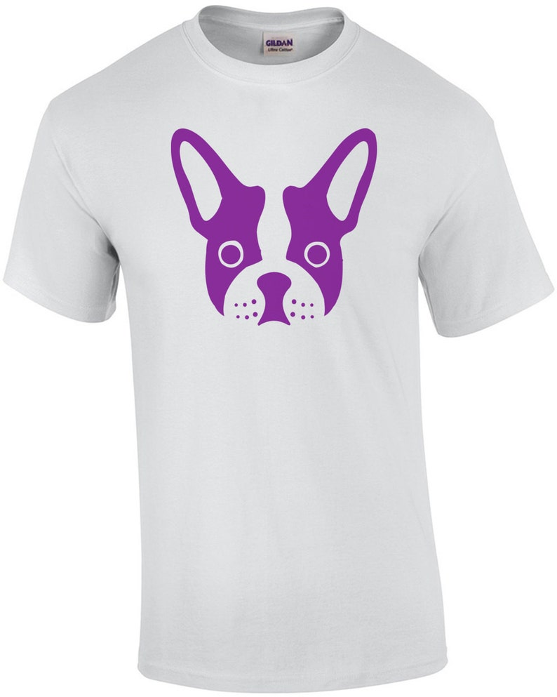 Head Of A Frenchie  Frenchie / French Bulldog Shirt image 0