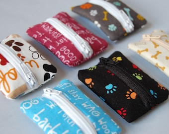 Dog Activity Monitor Pouch, Dog Exercise Monitor, Poop Bag Holder, Pet Accessories