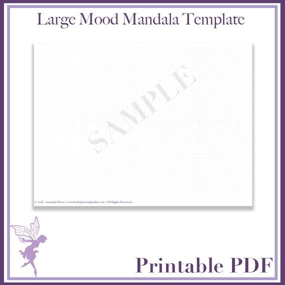 bullet journal pdf template